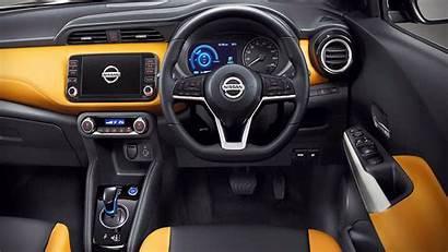Kicks Nissan Interior