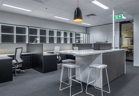 real estate office design real estate office fitout melbourne icon interiors Contemporary