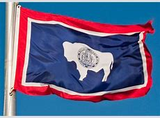 Wyoming State Flags Nylon & Polyester 2' x 3' to 5' x 8'