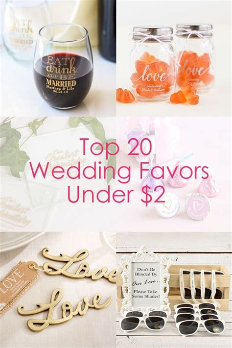 top  wedding favors   beau coup