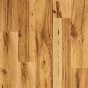 shop pergo max handscraped dawson hickory wood planks laminate flooring sle at lowes com