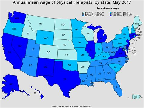 Therapist Salary By State by State Employee Salaries Ohio 2017 The Best Employee