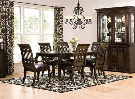 Raymour And Flanigan Black Dining Room Set by Pin By Toni On For The Home