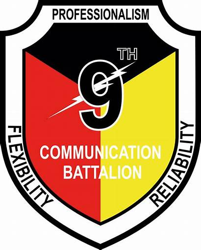 9th Battalion Communication Svg Marine Corps Comm