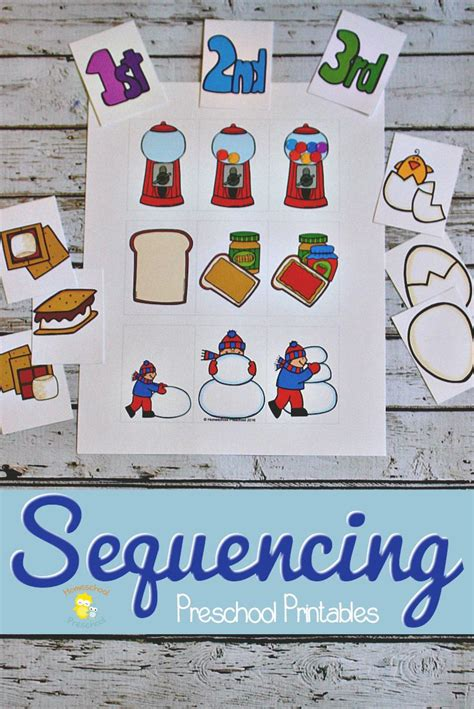 best 25 sequencing activities ideas only on 504 | df3891f1de074d16b328b6d85dd02b38 kindergarten sequencing cards preschool sequencing activities