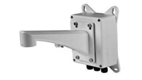 ptz wall bracket w electrical box