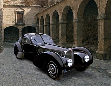 The 75 year history of each bugatti atlantic is entertaining conjecture for any bugatti enthusiast. 38 Bugatti 57SC Atlantic Coupe by Photoillustrators on ...