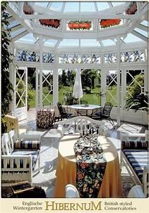 Wintergarten Englischer Stil : innenraum eines viktorianischen wintergartens hibernum ~ Markanthonyermac.com Haus und Dekorationen