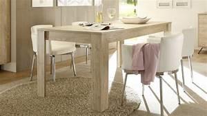 Pied Table Scandinave : table de salle a manger nekho rectangulaire mobilier moss ~ Teatrodelosmanantiales.com Idées de Décoration
