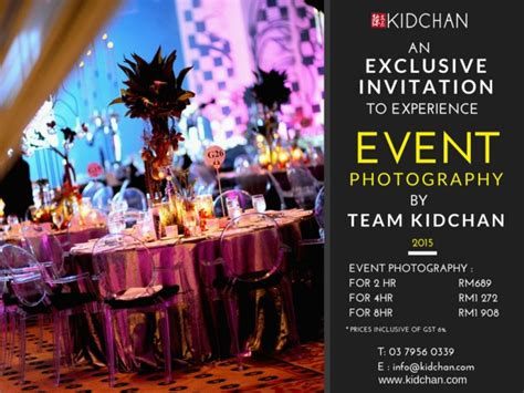 Corporate Event Photography Rates  Corporate Wedding