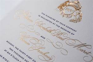 rebecca varun39s lasercut and gold foil wedding invitations With gold foil wedding invitations online