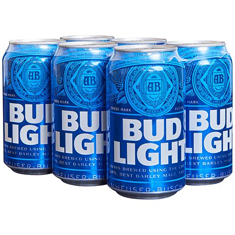Bud Light 6 Pack by Bud Light Yass