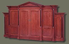 Armoire Wengé by Gallery
