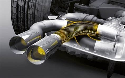 18102208793  Genuine Bmw M Performance Exhaust System For