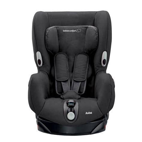 siege auto groupe1 siège auto groupe 1 axiss black de bebe confort chez