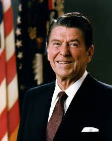 Image result for official image ronald reagan