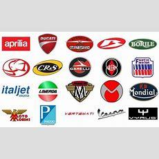 Italian Motorcycle Brands, Companies, Logos Motorcycles