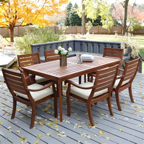 patio patio table and chairs set patio furniture lowes