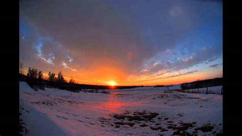 sunrise sunset time lapse youtube