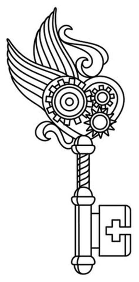 109 Best Keys And Locks images   Coloring books, Coloring pages, Draw