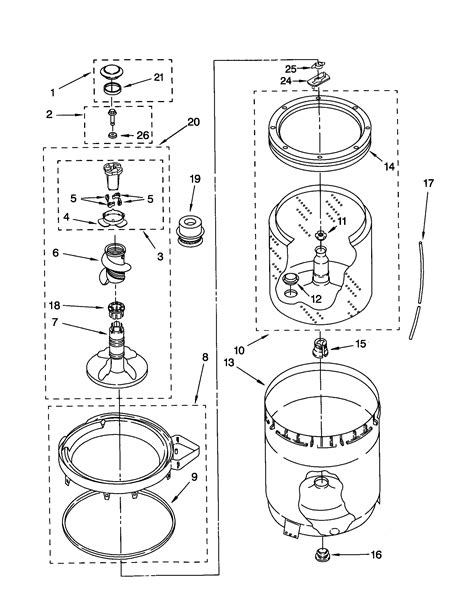 kenmore 90 series parts list wiring diagrams repair