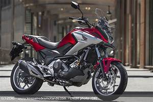 Moto Honda Automatique : essai honda nc750x dct ~ Medecine-chirurgie-esthetiques.com Avis de Voitures