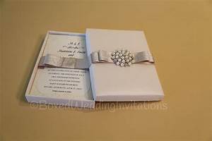 wedding invitations box elegant box wedding invitations With wedding invitation round box