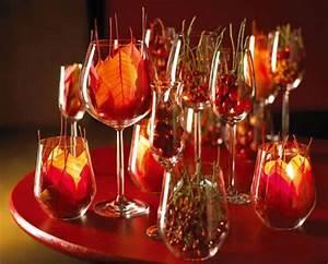 Herbstdeko Selbst Gemacht : die besten 25 herbstliche tischdeko ideen auf pinterest erntedank tischdeko basteln glas ~ Orissabook.com Haus und Dekorationen