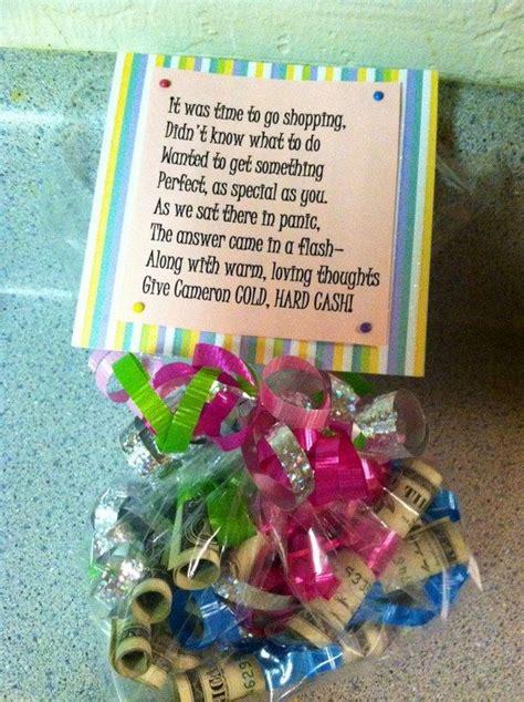 fun  creative ways  give money   gift diy