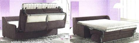 canapé lit couchage quotidien pas cher canapé lit convertible couchage quotidien pas cher