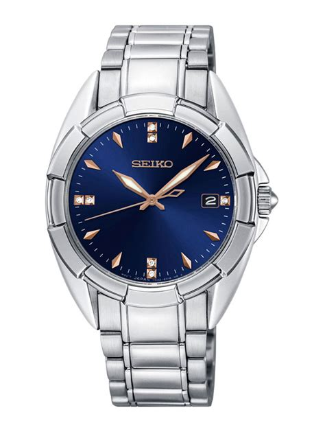 seiko ladies mm diamonds skkp