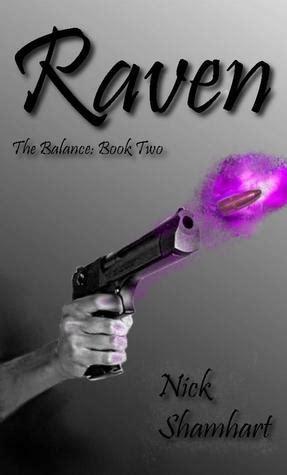 raven  balance book   nick shamhart