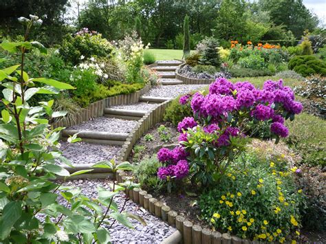 garden landscape images award winning landscape gardeners huddersfield
