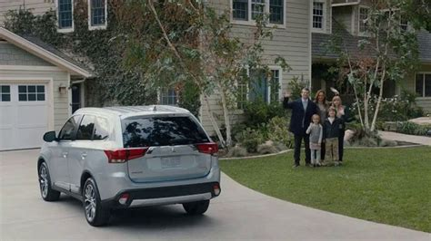 Mitsubishi Outlander Commercial Song by 2018 Mitsubishi Outlander Tv Commercial Separated At