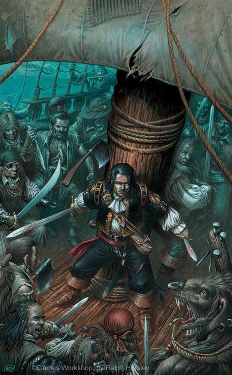 ahoy  gallery  pirate artwork