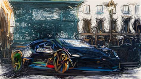 Bugatti chiron a very cool bugatti chiron drawing by facebook. 10+ Best For Step By Step Bugatti Divo Drawing | Barnes Family