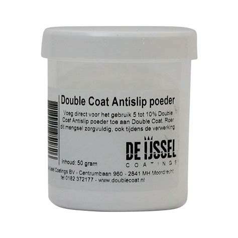 de ijssel double coat anti slip poeder anti rutsch