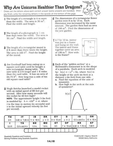 Buy Middle School Math with Pizzazz Book E Answer E 61 print...