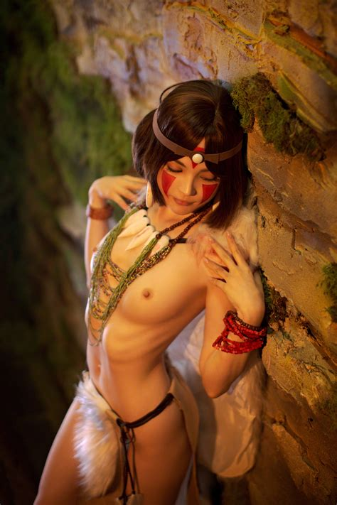 Cosplay Mononoke Trix