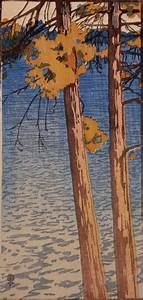 Dying Light Elevator Walter Joseph Phillips Prints Watercolours April 25th