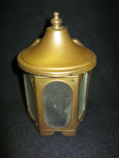 Vintage Wall Sconce - antique brass porch wall sconce light fixture 252 12 ebay