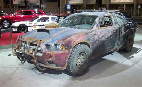 """Defiance"""" Dodge Charger Is A Post"""