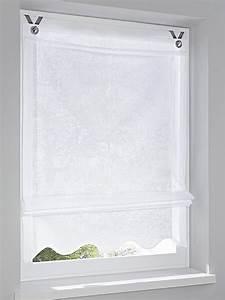 Vorhänge Ohne Bohren : innovative aufh ngung am fensterrahmen ohne stange ohne bohren einfach den rollo anhand der ~ Watch28wear.com Haus und Dekorationen
