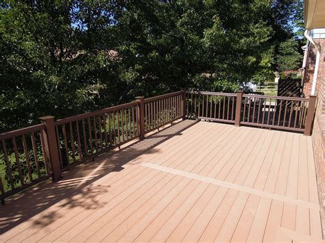 innovative azek decking mode cincinnati traditional deck