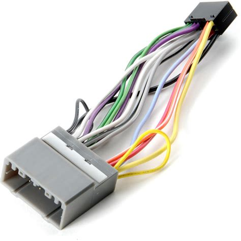 Jeep Radio Wiring Harnes by Kenwood 96082 9202 Custom Quot N Play Quot Wiring Harness