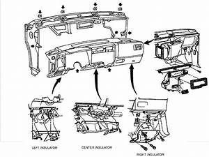 How Do You Access The Heater Core On A 1995 Chevy S10 In Order To Replace It