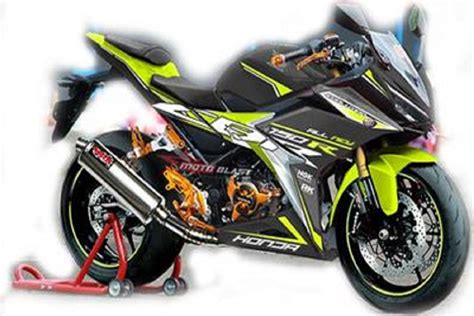 Modifikasi Honda Cbr 150 by Modifikasi Honda Cbr 150 For Android Apk