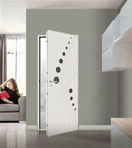 porte d39entree blindee pour securiser votre maison With porte maison blindée