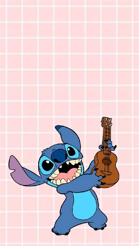 This app is similar to another android unexpected lock screen wallpaper. Disney wallpaper for your lock screen- ohana stitch   Disney wallpaper, Stitch disney, Wallpaper ...