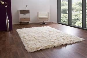 Flokati Teppich 2000 Global Carpet